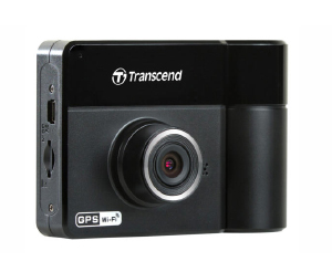 Transcend DrivePro 520 dash cam review: Front and interior camera