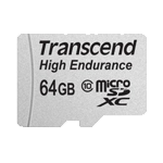 Transcend High Endurance Card 64GB